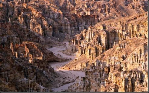 Laoniuwan canyon