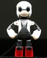 Kirobo é um robô especializado em comunicação