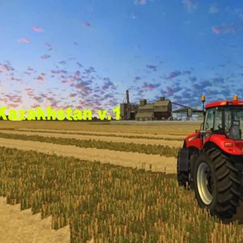 Farming simulator 2013 - Kazakhstan v 1.1