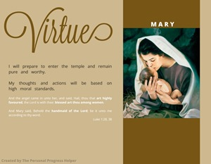 Scriptural Women of Value Poster Mary Free Download