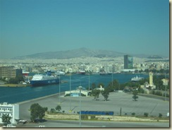 Piraeus from Ship (Small)