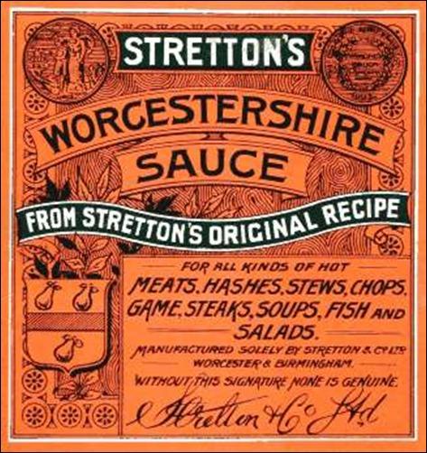 Вустерширский-соус