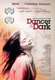 Poster Bailando en la oscuridad