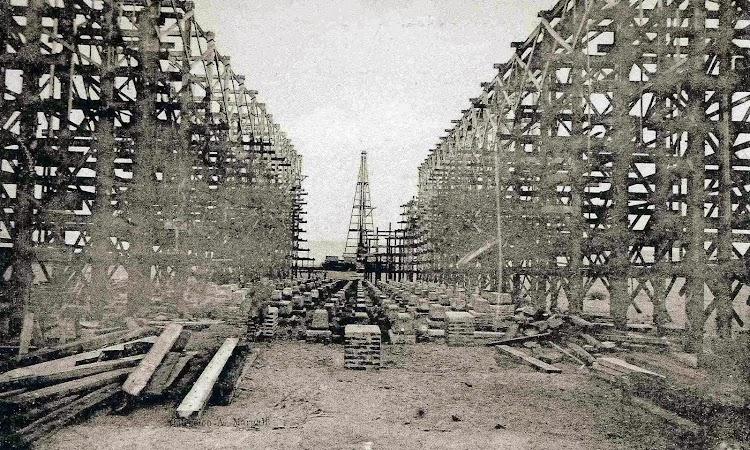 Las gradas de construcción. Del libro Malgrat del nostres Avis.jpg