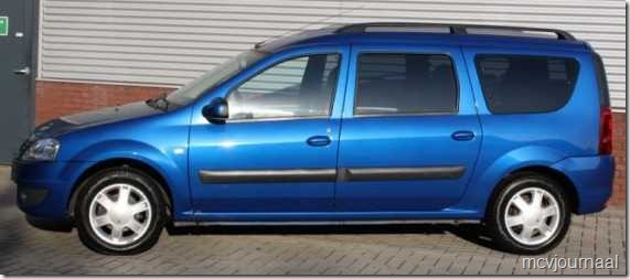 Dacia Logan MCV met leer 01