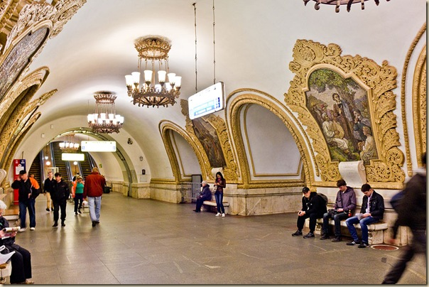 24 stations de métro stupéfiantes (18)