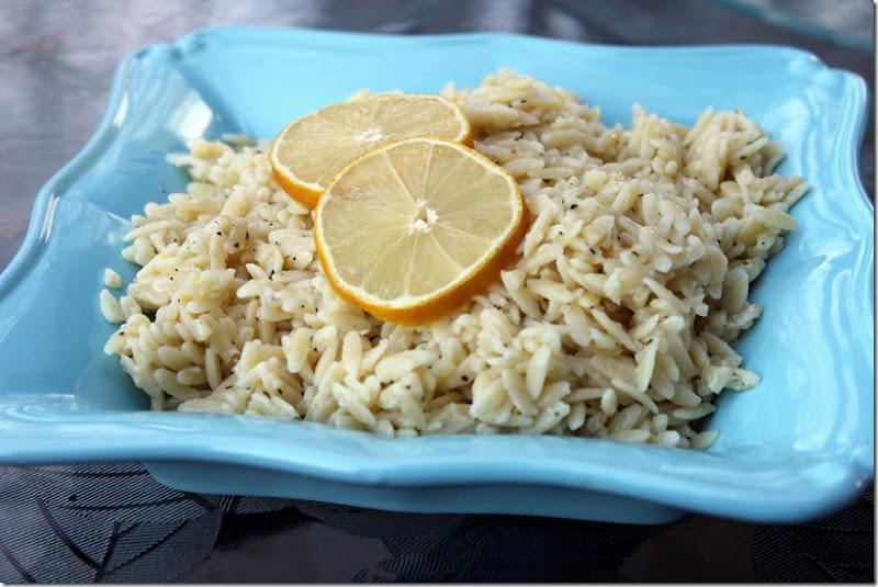 Lemon Parmesan Orzo 004