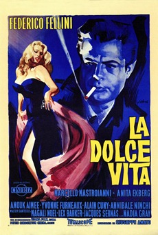 Poster La Dolce Vita