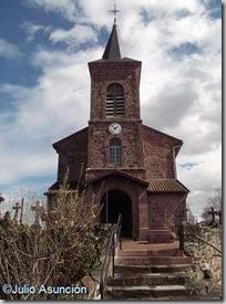 Iglesia de Ispoure - Baja Navarra