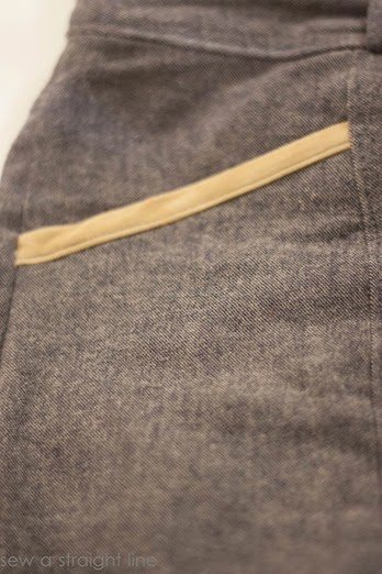 pockets flat felled seams jeans sew along sew a straight line-31