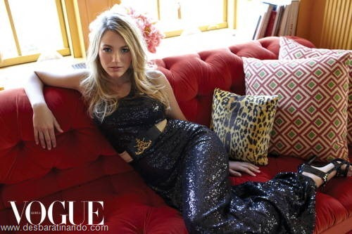 Blake Lively linda sensual Serena van der Woodsen sexy desbaratinando  (26)