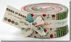 Old & Ends Jelly Roll