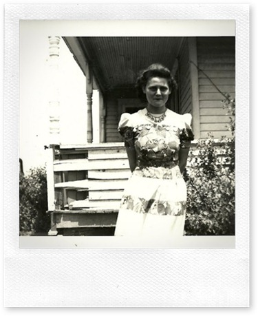 Grandma Landwehr 1942