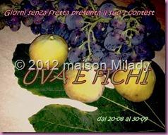uva e fichi