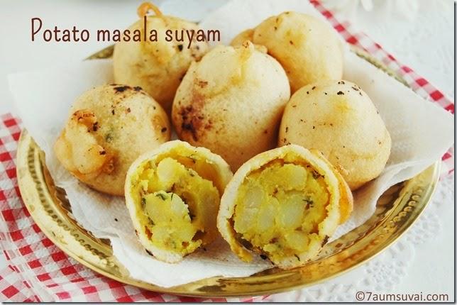 Potato masala suyam pic 4
