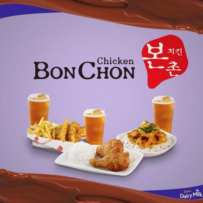 Cadbury BonChon Promo