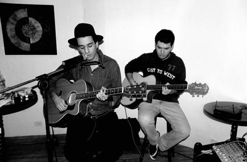 No Vivo Café (Antônio e Adolfo Altvater)