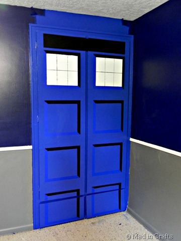 basic TARDIS design