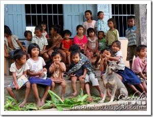再戰 Dasne 村! 忽然的傾盆大雨, 見證了孩子們的單純天真
