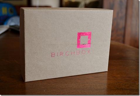 Birchbox Sept