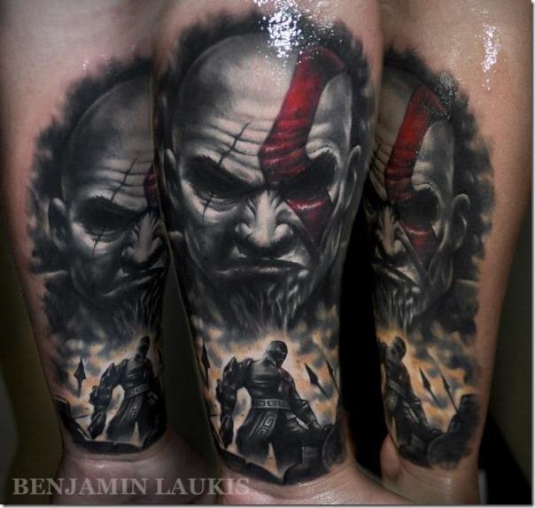 Tatuagem por Benjamin Laukis (2)