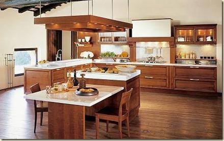 decoración de cocinas clasicas1