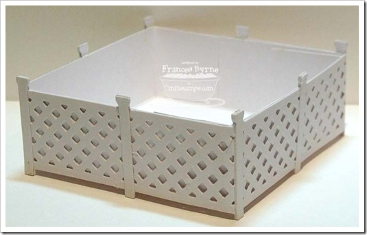 MFT Lattice Basket wm