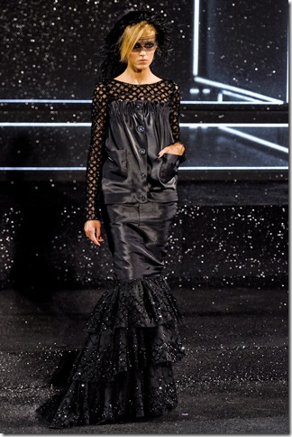 Chanel Fall 2011 Dress (nay) 8