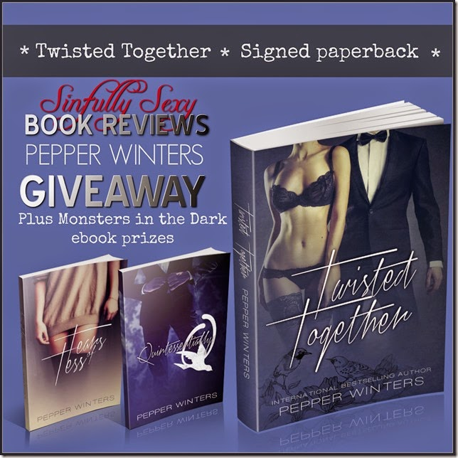 PEPPER WINTERS GIVEAWAY