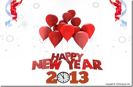 imagini desktop pentru noul an 2013