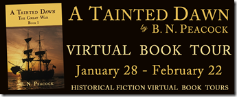 A Tainted Dawn Tour Banner