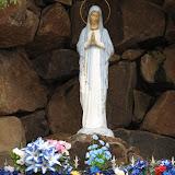 La vierge Marie serait apparue ici il y 130 ans