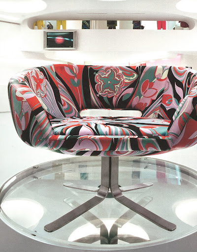 An up-close look at the Cappellini 