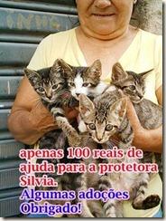 100 reais de ajuda
