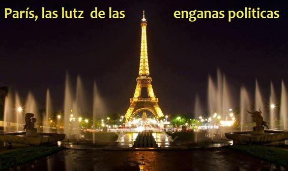 Paris la lutz engana