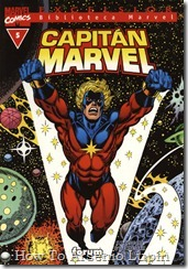 P00005 - Biblioteca Marvel - Capitán Marvel #5