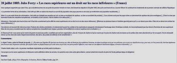 Front de Gauche Jules Ferry discors