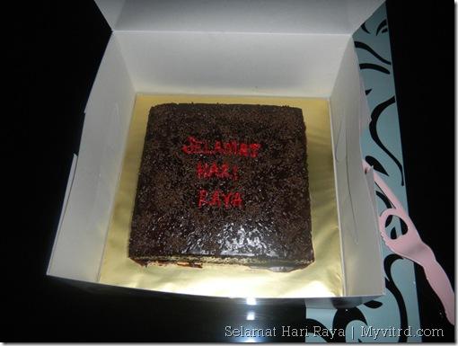 Kek Selamat Hari Raya