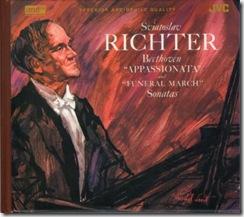 Beethoven sonatas piano Richter JVC