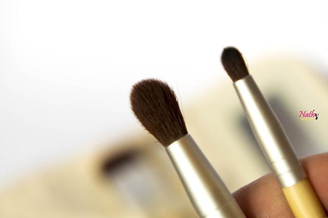 pincel lápis e pincel de esfumar ecotools