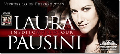 Laura Paussini en monterrey flyer