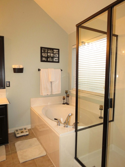 Bathroom Shower Hardware : ... oil rubbed bronze spray painted hardware bathroom shower faucet 6