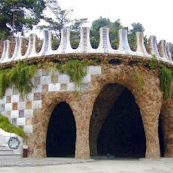 61.- Gaudí. Parque Güell