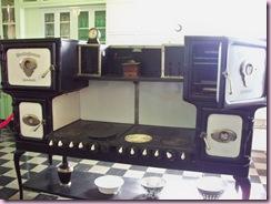 CDZ Kit stove