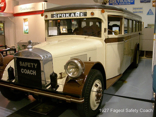1927 Fageol Safety Coach