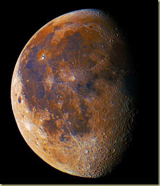 Geological Moon