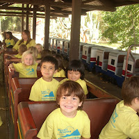Griffith Park - Pony Rides and Train Ride