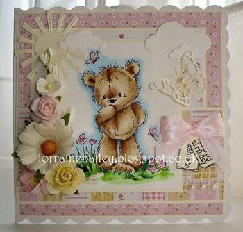 Lorraine B. - teddy bears