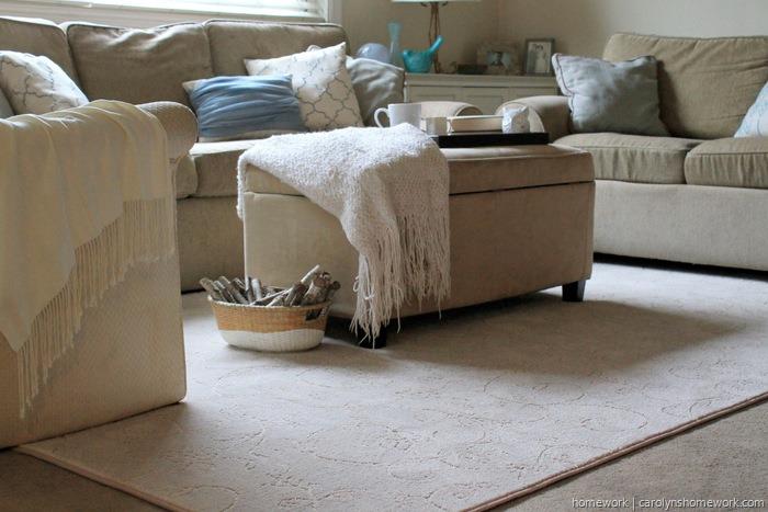 Mohawk Carpet Living Room Decor via homework (8)