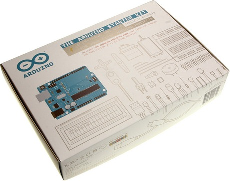 arduino starter kit package